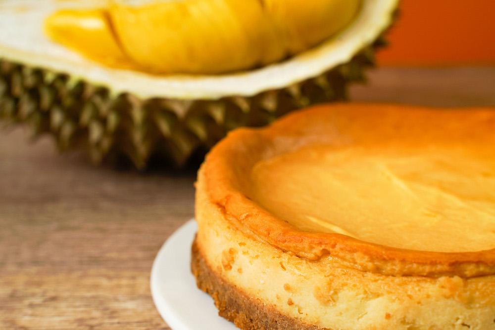 Durian NewYork Cheesecake