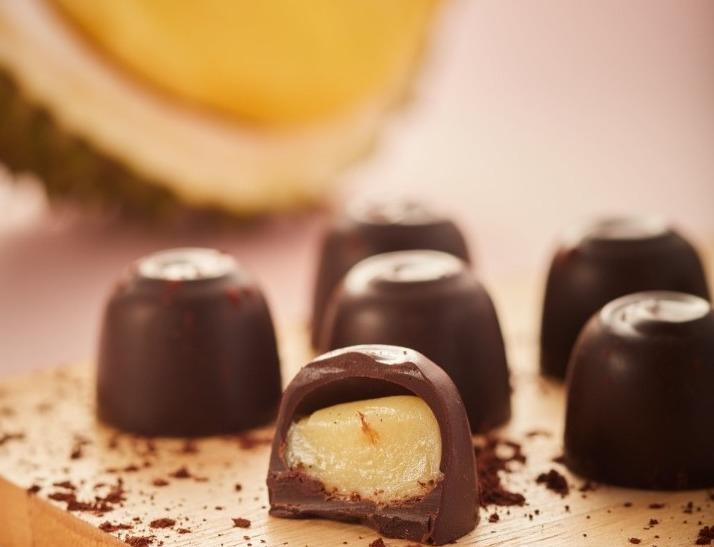 Malaysia Durian Truffle Chocolate