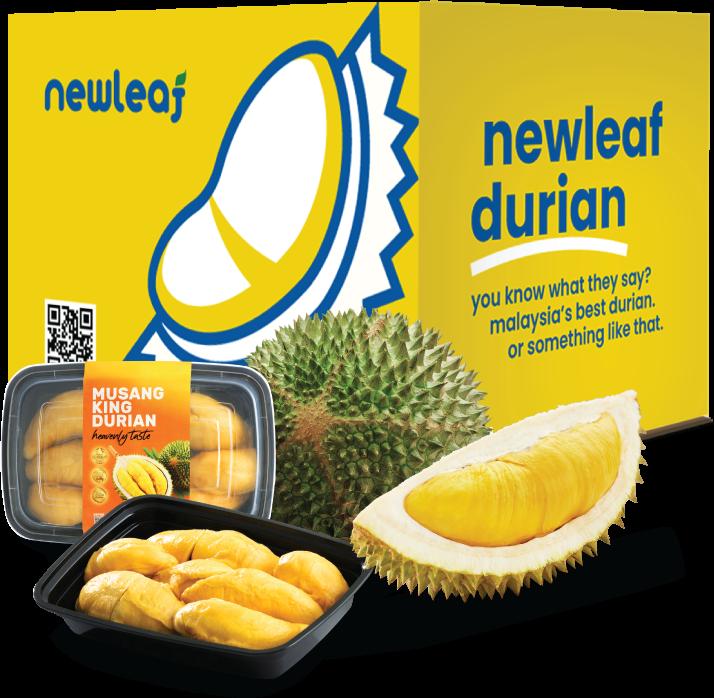 Newleaf Malaysia Durian Exporter
