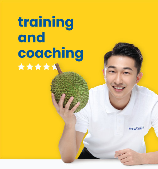 Newleaf durian distributor network