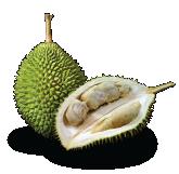 lack Pearl Durian Malaysia